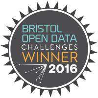 Bristol open data challenges winner