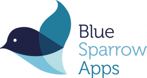 Mobile app development bristol logo