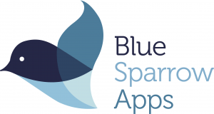 Blue Sparrow Apps logo