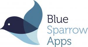 Blue Sparrow Apps logo