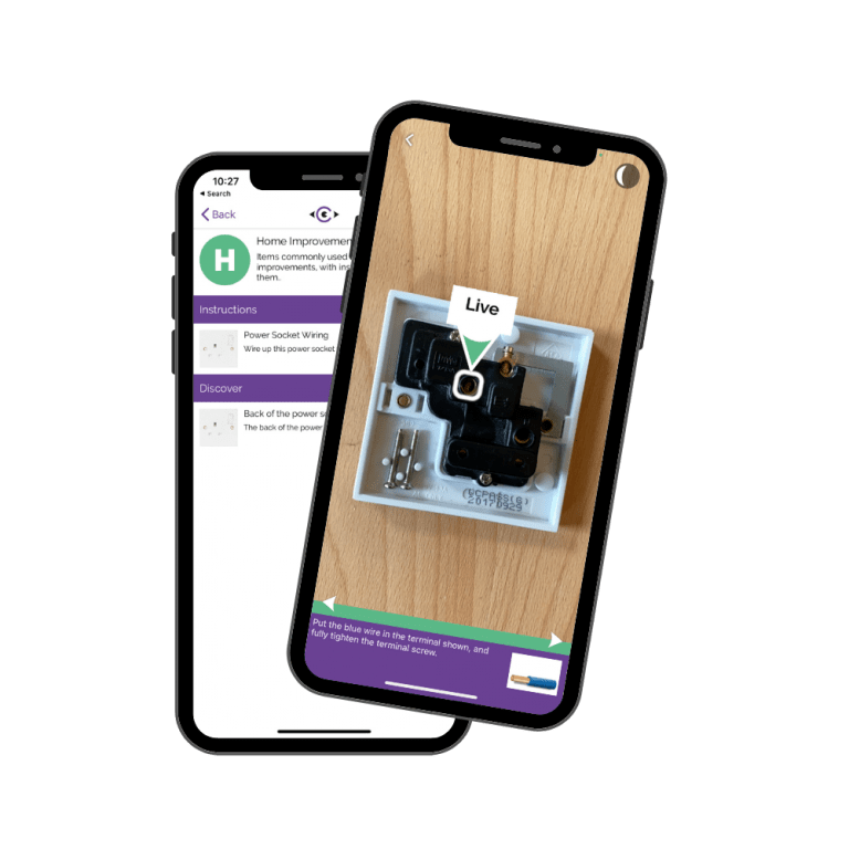 Augmented reality apps developed by mobile app development agency bristol