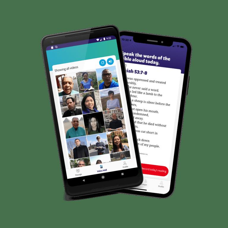 Church app developed by mobile app development agency bristol