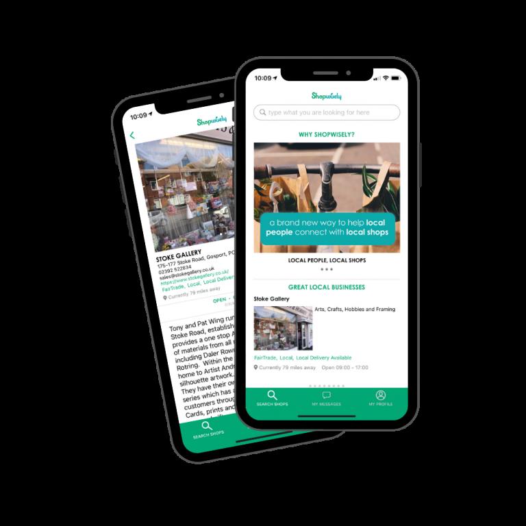 Ecommerce apps developed by mobile app development agency bristol